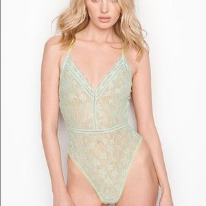 Victoria's Secret Teddy Bodysuit Lingerie